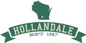 Hollandale Wisconsin Logo